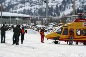 Val Chisone: trovato morto ad Usseaux l'alpinista scomparso