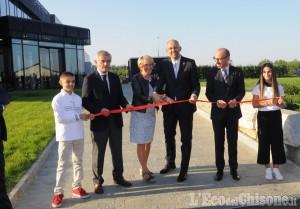 Barge, inaugurato il centro ricerche dell'Itt: polo d'eccellenza che guarda al futuro