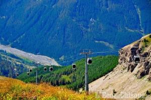 Riapre in estate la telecabina Sestriere-Fraiteve: ecco orari e costi
