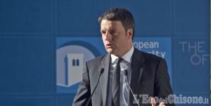 Il Premier Matteo Renzi arriverà a Bagnolo per inaugurare la Scuola antisismica?