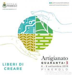 Pinerolo presenta il nuovo Artigianato dedicato alla libertà