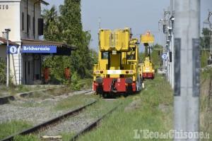 Treno: Rfi smantella la linea elettrica sulla Pinerolo-Torre Pellice