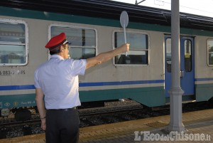Sabato 14 e domenica 15 sciopero dei treni