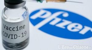 Domani in arrivo anche a Pinerolo, Rivoli e Orbassano il vaccino Anticovid Pfizer