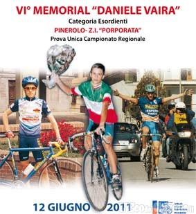 Ciclismo: Campionato regionale esordienti, Memorial Vaira