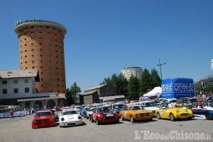 Motori, presentata la Cesana - Sestriere: 35º atto domenica 10 luglio, anche con Abarth