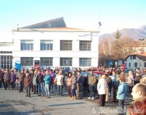 Licenziamenti Tekfor: scioperi fino a martedì