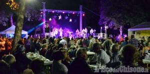 Villar Perosa: la festa del paese entra nel vivo, martedì i fuochi sul bacino