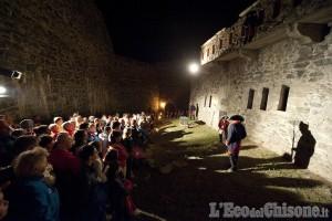 Visite notture spettacolarizzate al Forte di Fenestrelle