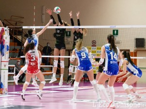 Volley A2 donne, Coppa Italia: Pinerolo grande rimonta in Puglia