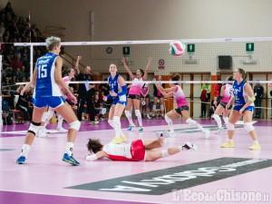 Volley A 2 donne, Eurospin Ford Sara cede al tie break in terra friulana