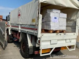 Una filiera tutta piemontese per il latte solidale per la Croce Rossa