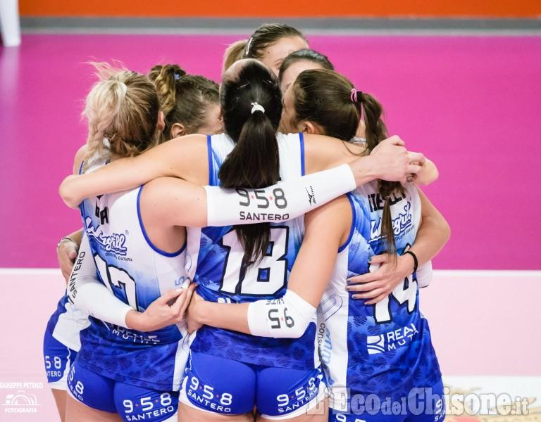 Volley serie A2 femminile, Pinerolo va in semifinale con il golden set: Marsala s'inchina