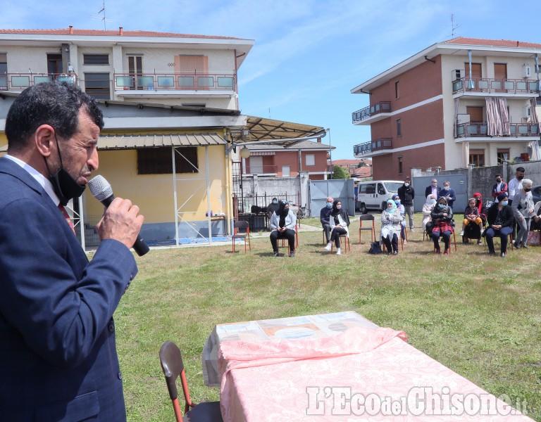 None: solidarietà al centro culturale islamico, 220 pacchi alimentari ai carcerati