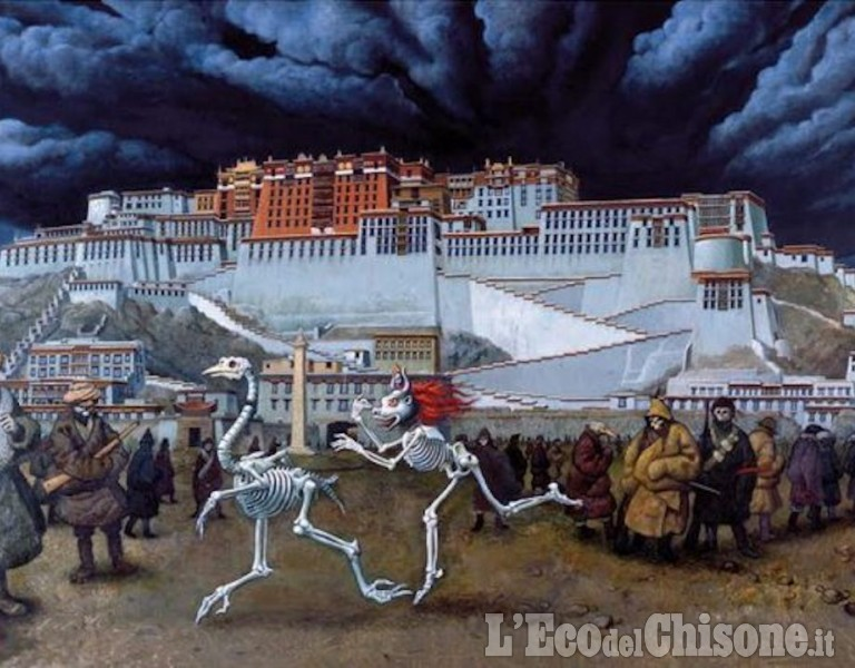 In mostra il surrealismo di Lorenzo Alessandri