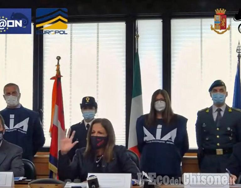 Nel maxi blitz della Dia contro la 'ndrangheta tre arresti a Rivalta, Piossasco e Volvera