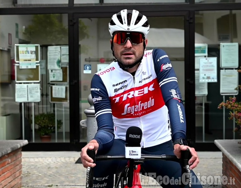 Embedded thumbnail for Giro d'Italia, -1 al via: video-intervista a Jacopo Mosca, il gregario di lusso