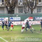 Calcio: senza fine la crisi del Pinerolo, contro l'Alfieri Asti la settima sconfitta