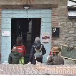 Villar Pellice: mercatino al feltrificio