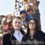 Luserna: Carnevale in piazza