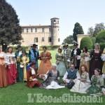 """Osasco: visite al Castello con l'Associazione culturale"""" Maschera di Ferro"""""""