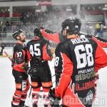 Hockey ghiaccio, la magic night del Cotta