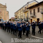 Castagnole: Carabinieri in festa