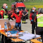 Ritrovato senza vita l'escursionista pinerolese disperso in alta Val Chisone