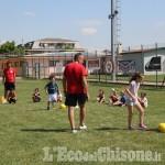 None, più di 80 bambini al centro estivo agli impianti sportivi