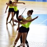 Cantalupa Palazzetto Sport Campionato interregionale Serie A Twirling