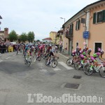 Giro d'Italia passaggio a None