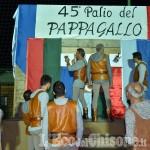 """Prarostino: Sfida dei balestrieri al """"45° Palio del Pappagallo"""""""