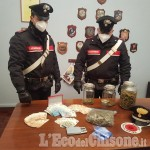 Beinasco: marijuana nell'auto e a casa, arrestato pizzaiolo-pusher