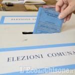 Elezioni, affluenza alle 19: Porte supera il primo quorum, Pinerolo al 42,45%