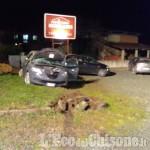 Revello: due incidenti stradali nella stessa serata sulla Provinciale 26