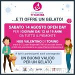 Iscrizioni aperte per i giovani 12-19 anni all'Open Day di sabato 14: ai vaccinati in regalo un buono gelato