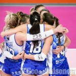 Volley serie A2 femminile, Pinerolo va in semifinale con il golden set: Marsala s'inchina