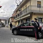 Coazze: dopo la scossa di terremoto, i controlli dei Carabinieri per verificare eventuali danni