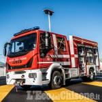 Rivalta: una nuova autopompa per i Vigili del fuoco volontari