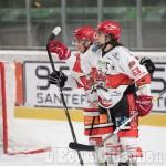 Hockey ghiaccio Ihl1, gara 1 dei quarti alla Valpe: 2-1 ai trentini del Pinè