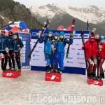 Sci alpinismo, la coazzese Ilaria Veronese oro in staffetta ai mondiali