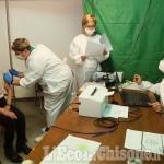 Moretta, vaccini a tamburo battente