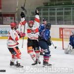 Hockey ghiaccio Ihl 1, la Valpe vola in finale: Milano perde anche gara-2!