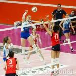 Volley serie A2, Pinerolo espugnata dalle calabresi del Soverato