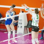 Volley serie A2, Pinerolo: solito tie-break, s'inchina la marchigiana Megabox Vallefoglia