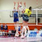 Volley A2 donne, Pinerolo chiude il pool promozione con un acuto: 3-0 sul Marignano