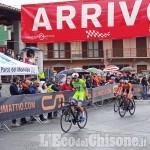 Ciclismo, l'acuto dell'allievo Perracchione apre la due giorni giovanile in Val Po