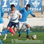 Calcio: il Pinerolo pareggia nel finale a Vinovo, finisce 1-1