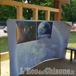 Orbassano: vandali in azione, danni al parco dei pianeti di via Malosnà