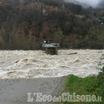 Valle Po: la situazione è degenerata, tra frane e interruzioni della corrente